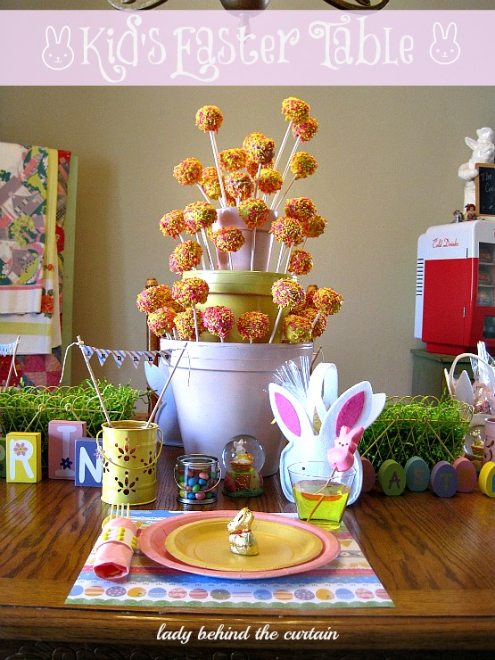 Lady-Behind-The-Curtain-Kids-Easter-Table