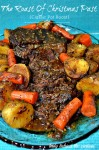 The Roast Of Christmas Past (Classic Pot Roast)