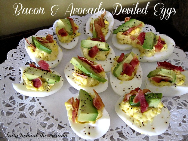 Lady-Behind-The-Curtain-_-Bacon-Avocado-Deviled-Eggs
