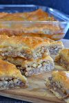 Semi Homemade Crescent Baklava