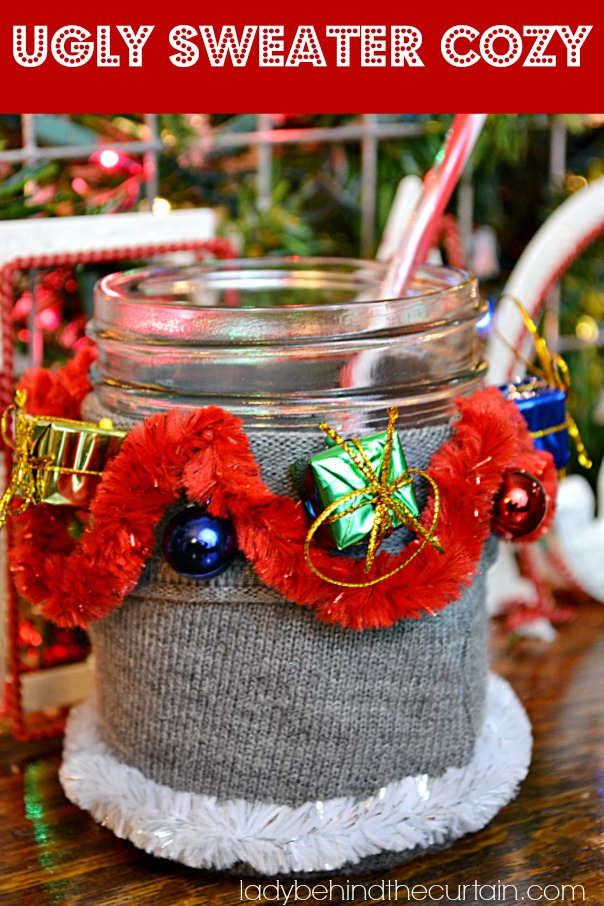 Ugly Sweater Cozy - Lady Behind The Curtain