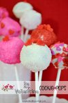 Be My Valentine Cookie Pops