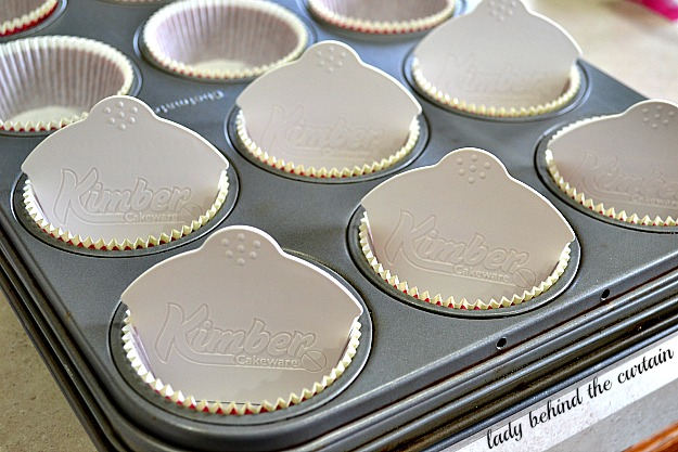 Behind The Curtain Dessert Challenge - Half & Half Cupcakes