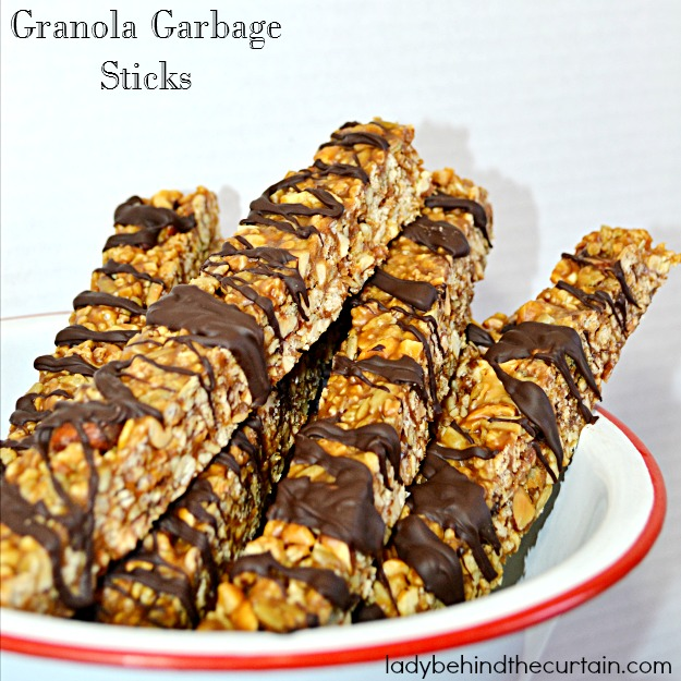Granola Garbage Sticks - Lady Behind The Curtain