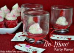 """Be Mine"" Party Favor"