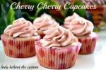 Cherry Cherry Cupcakes