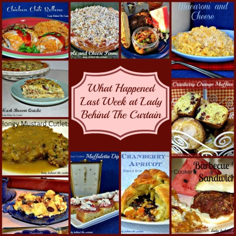 Lady Behind The Curtain - What Happened Last Week at Lady Behind The Curtain # 9 & 10