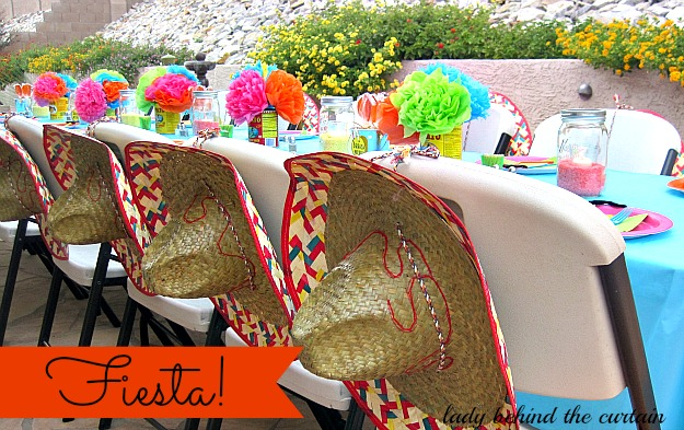 Lady Behind The Curtain - Fiesta!