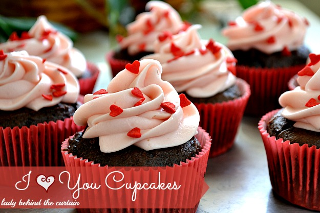 Strawberries And Cream Cupcakes Strawberry Cream Cheese