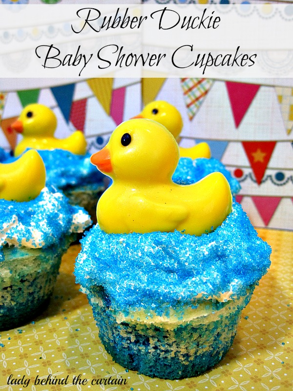Lady-Behind-The-Curtain-Rubber-Duckie-Baby-Shower-Cupcakes