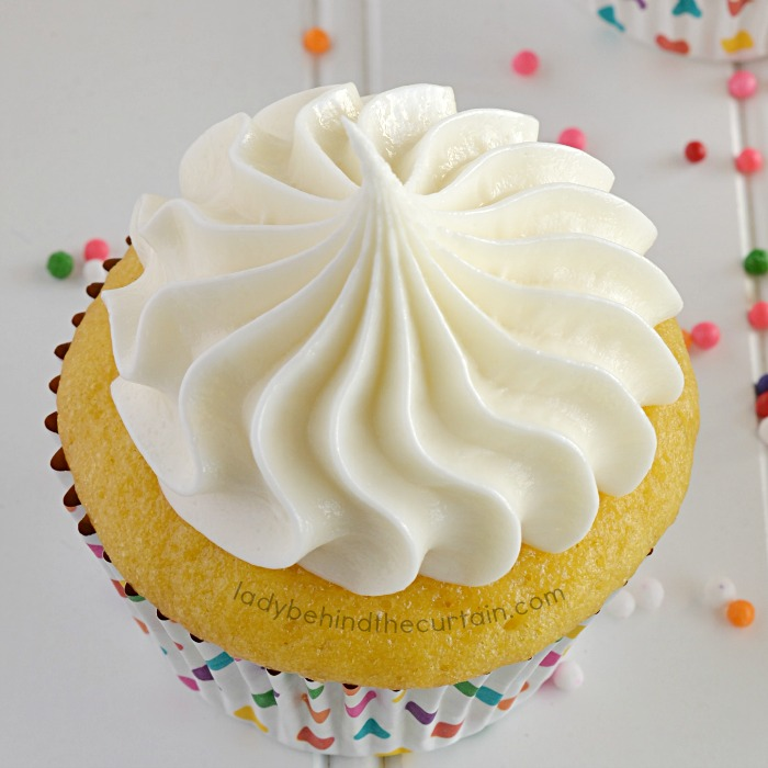 Marshmallow Butter Frosting