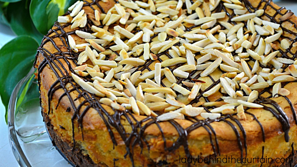Almod Joy Cheesecake