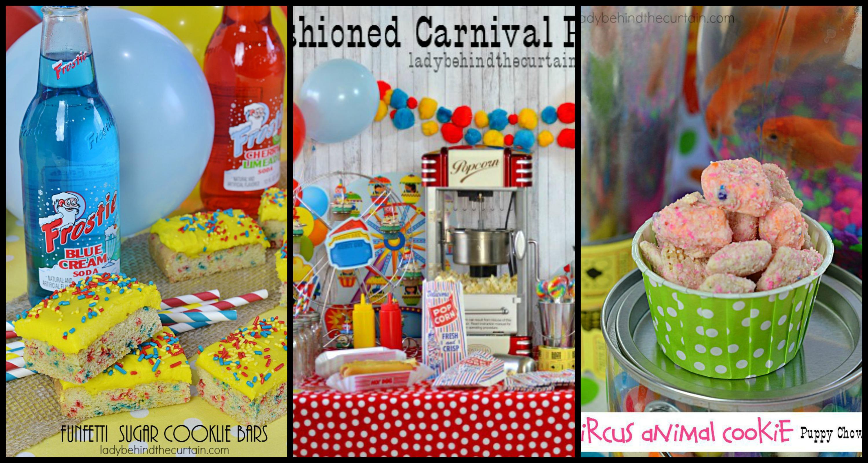 Carnival Fun Ideas