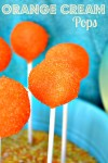 Orange Cream Pops