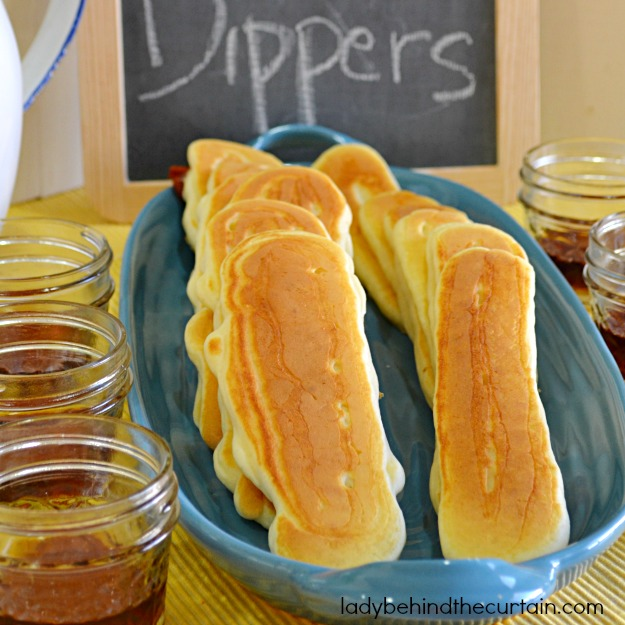 Buffet pancake dippers ccuart Gallery