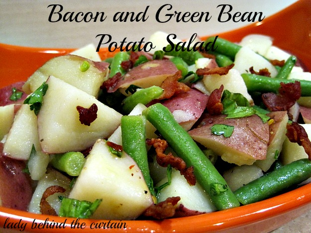 Lady-Behind-The-Curtain-Bacon-and-Green-Bean-Potato-Salad