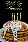 Cake Batter – Birthday Pancakes