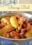 Country Shrimp Boil
