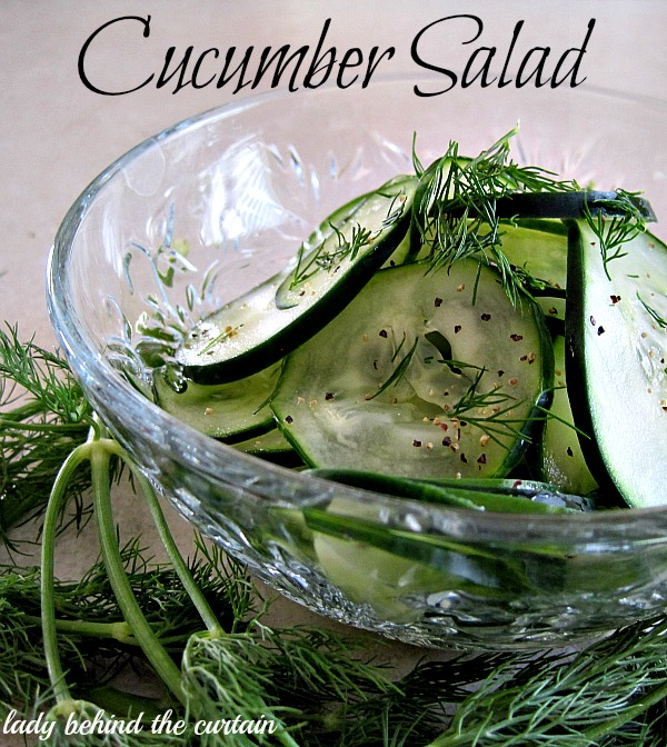 Lady-Behind-The-Curtain-Cucumber-Salad