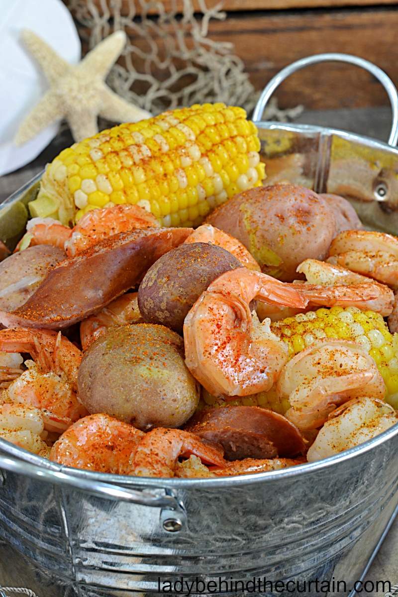 Country Shrimp Boil