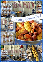 Country Shrimp Boil Party