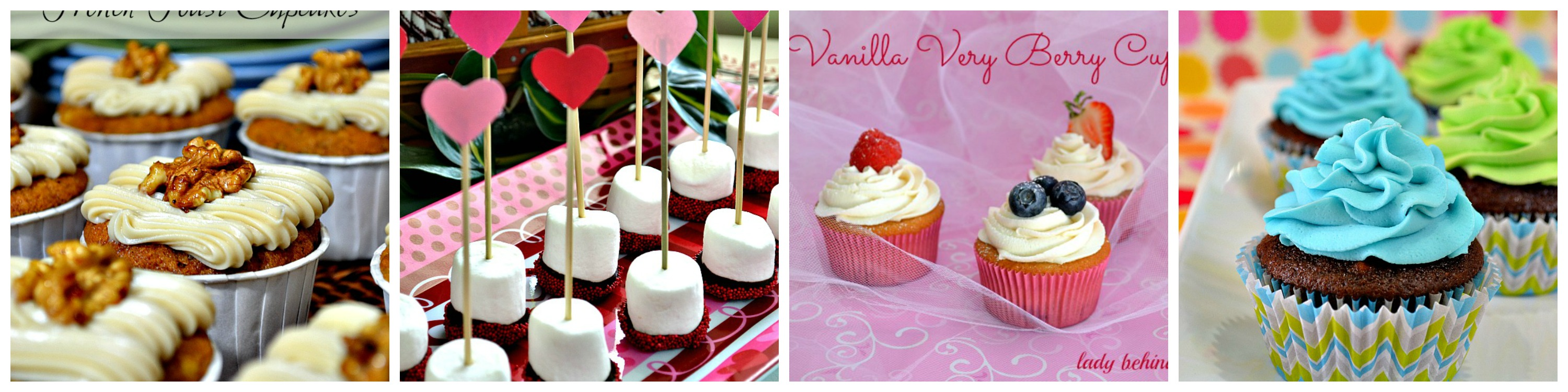 Easy baby shower dessert ideas