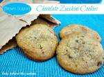 {Brown Sugar} Chocolate Zucchini Cookies
