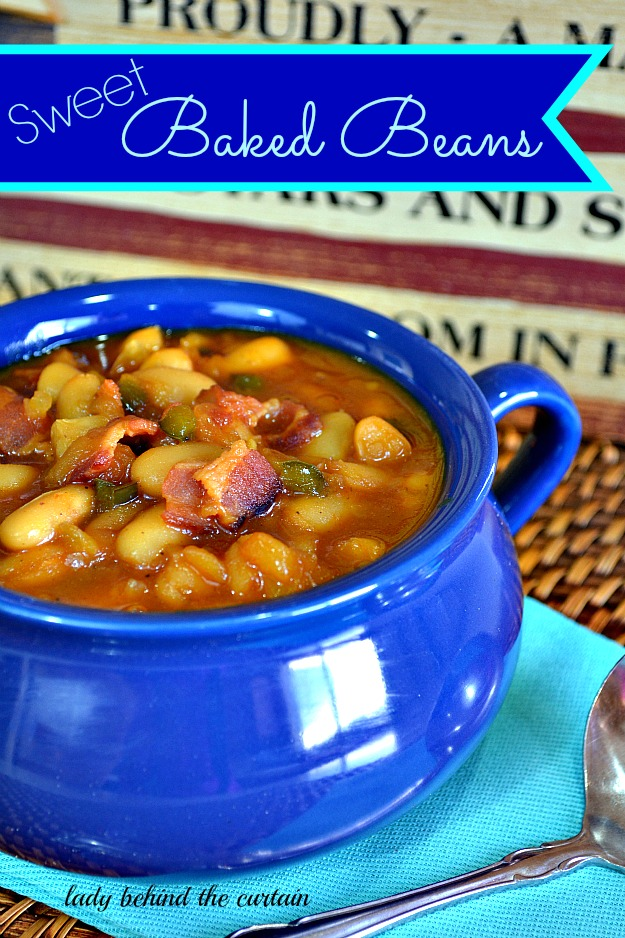 savory meal. These sweet baked beans are wonderfully sweet and smoky ...