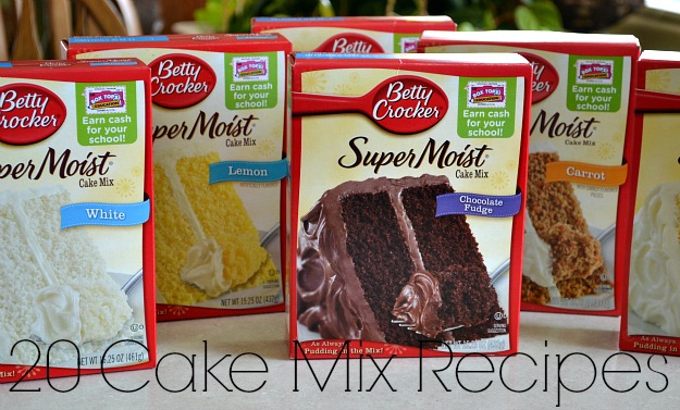 20 Cake Mix Recipes