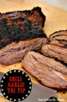 Grilled Chili-Garlic Tri-Tip
