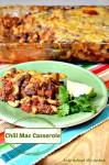 Chili Mac Casserole