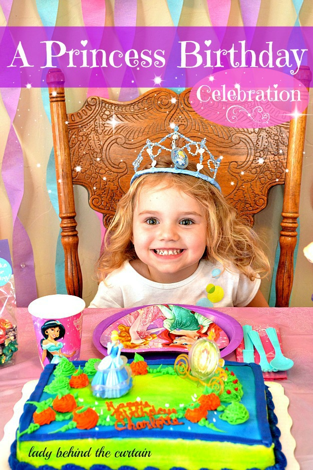 A Princess Birthday Celebration |Princess Birthday