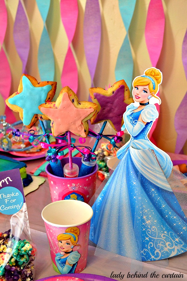 Disney Princess Party Tableware Birthday Supplies Girls ... |Princess Birthday
