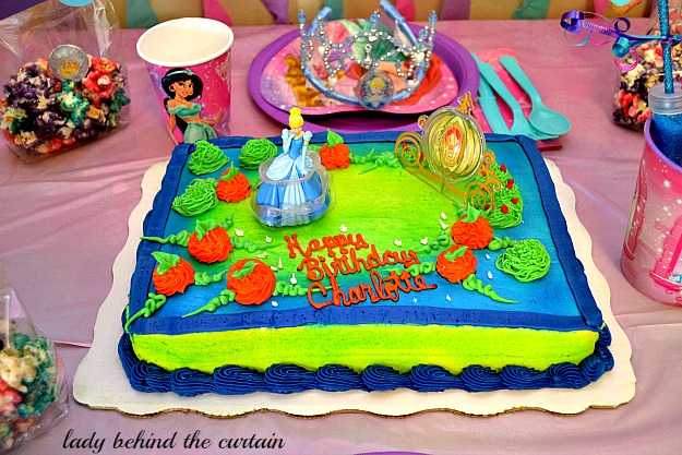 A Princess Birthday Celebration