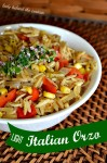Light Italian Orzo
