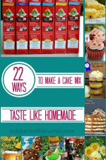 22 Ways To Make a Cake Mix Taste Like Homemade