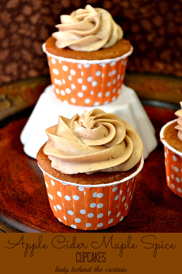 Apple-Cider-Maple-Spice-Cupcakes-Lady-Behind-The-Curtain