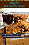 Breakfast Fruit and Nut Fritters