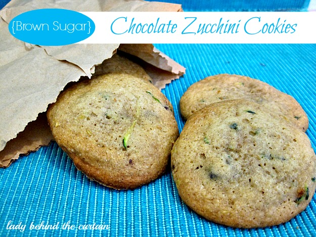 Lady-Behind-The-Curtain-Brown-Sugar-Chocolate-Zucchini-Cookies