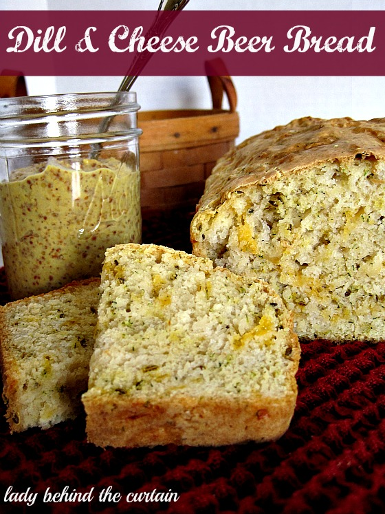 Lady-Behind-The-Curtain-Dill-and-Cheese-Beer-Bread-1