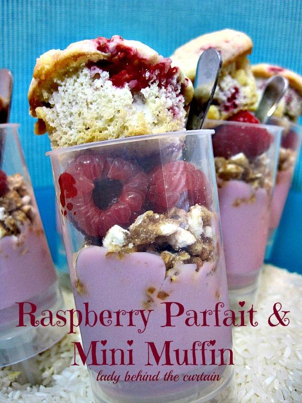 Lady-Behind-The-Curtain-Raspberry-Parfait-Mini-Muffin-3