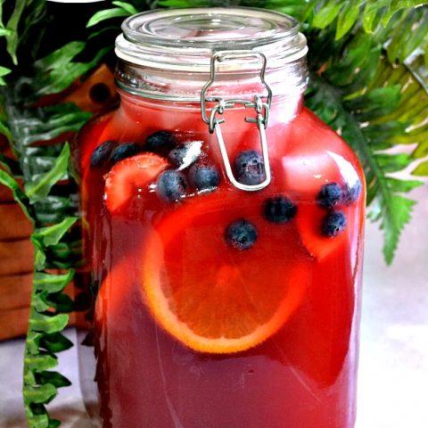 Patio Citrus Berry Punch