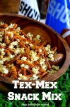 Tex-Mex Snack Mix