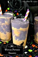 Witch Potion Halloween Shakes