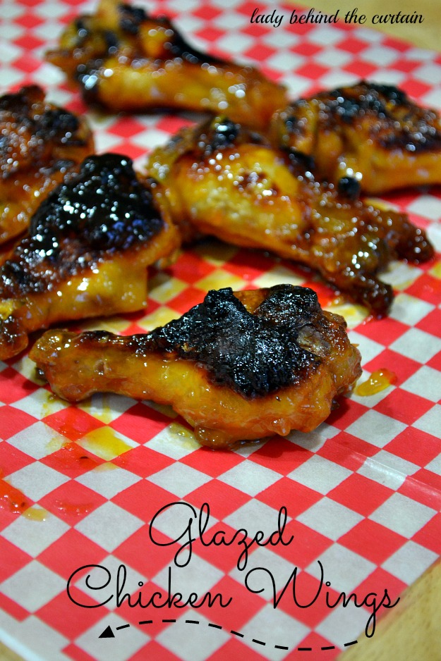 Glazed-Chicken-Wings-Lady-Behind-The-Curtain