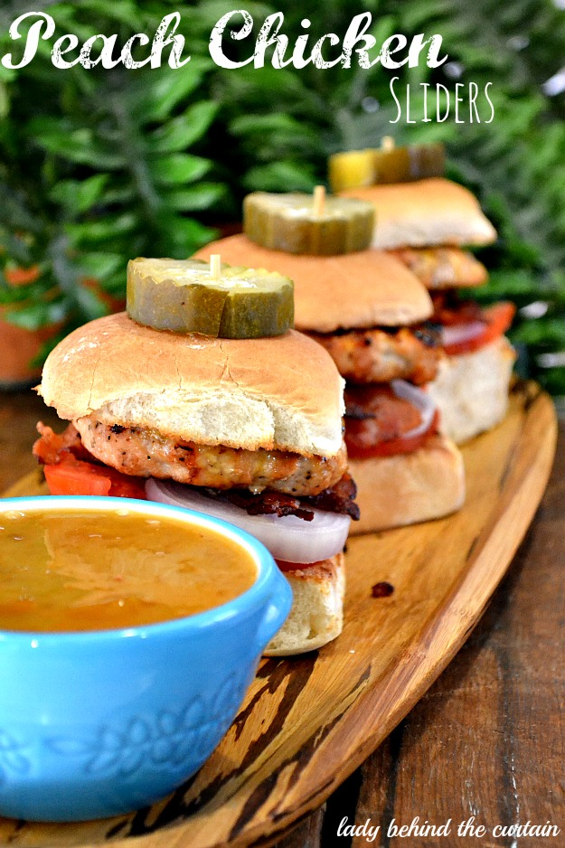 Lady-Behind-The-Curtain-Peach-Chicken-Sliders-1