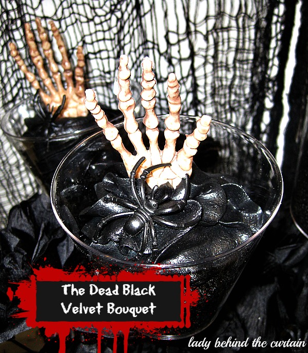 Lady-Behind-The-Curtain-the-Dead-Black-Velvet-Bouquet-5