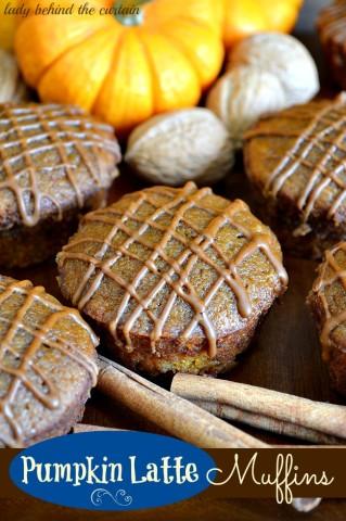 Pumpkin Latte Muffins