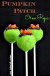 Pumpkin Patch Oreo Pops