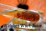 Witches Wart Juice